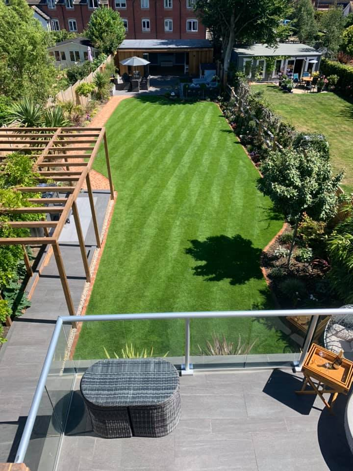 Dominic Richards Landscaping HQ